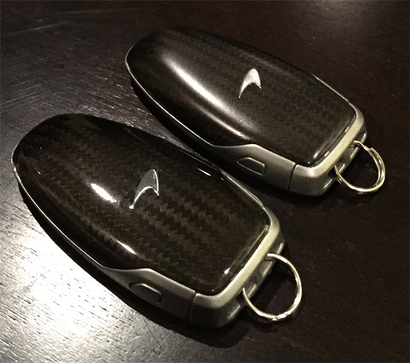 when someone polishes and seals your key fob you know they are